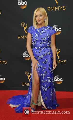 Jane Krakowski seen on the red carpet at the 68th Annual Primetime Emmy Awards held at the Microsoft Theater Los...