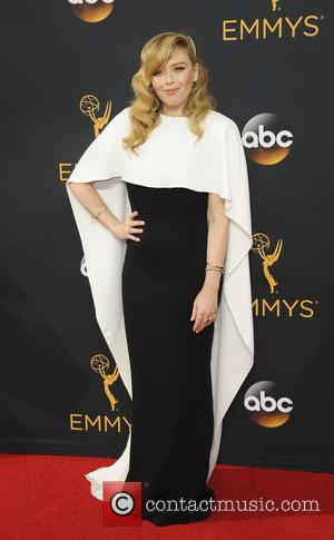Natasha Lyonne seen on the red carpet at the 68th Annual Primetime Emmy Awards held at the Microsoft Theater Los...