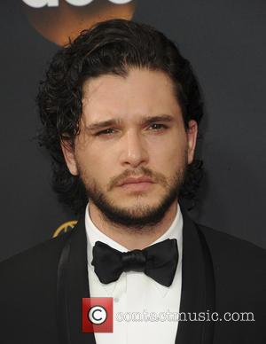 Kit Harington seen on the red carpet at the 68th Annual Primetime Emmy Awards held at the Microsoft Theater Los...