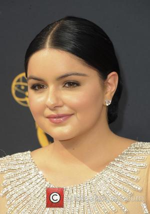 Ariel Winter seen on the red carpet at the 68th Annual Primetime Emmy Awards held at the Microsoft Theater Los...