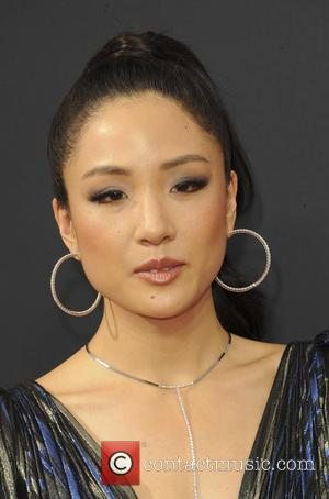 Constance Wu seen on the red carpet at the 68th Annual Primetime Emmy Awards held at the Microsoft Theater Los...