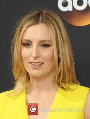 Laura Carmichael seen on the red carpet at the 68th Annual Primetime Emmy Awards held at the Microsoft Theater Los...