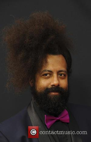 Reggie Watts seen on the red carpet at the 68th Annual Primetime Emmy Awards held at the Microsoft Theater Los...