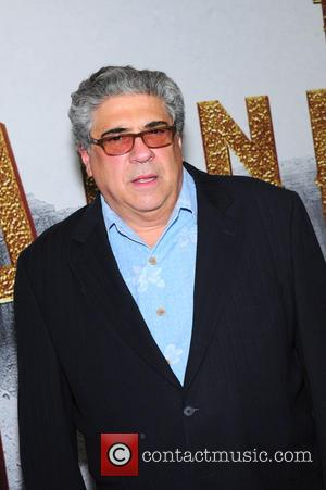 Vincent Pastore attending the New York premiere of 'The Magnificent Seven' held at the Museum of Modern Art in New...