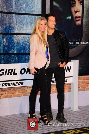 Carley Stenson and Danny Mac