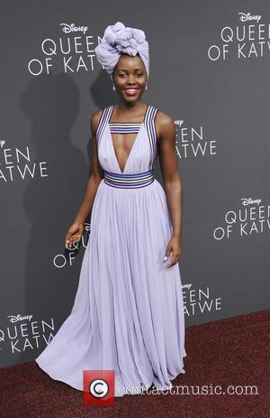 Lupita Nyong'o Supports Family Friend's Solar Backpack Initiative