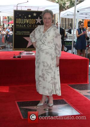 Kathy Bates is Honored With A Star On The Hollywood Walk Of Fame, Hollywood, California, United States - Tuesday 20th...
