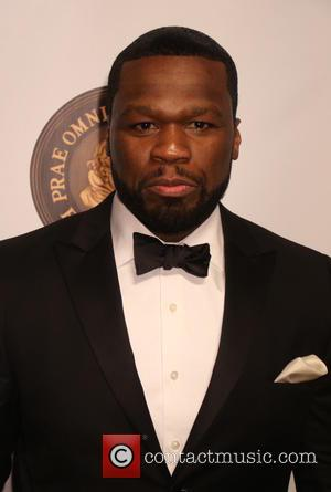 50 Cent - Friars Club honors Martin Scorsese with Entertainment Icon Award at Cipriani Wall Street at Cipriani Wall Street...
