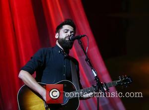 Passenger AKA Mike Rosenberg performs at the Apple Music Festival 10 held at The Roundhouse in Camden, London, United Kingdom...