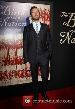 Armie Hammer at the LA Premiere of 'The Birth of a Nation' held at Cinerama Dome, Los Angeles, California, United...