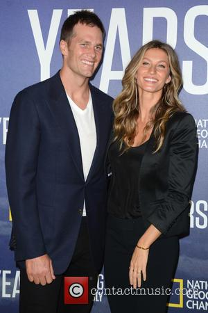 Gisele Bundchen Shows Support For Husband Tom Brady Ahead Of Super Bowl