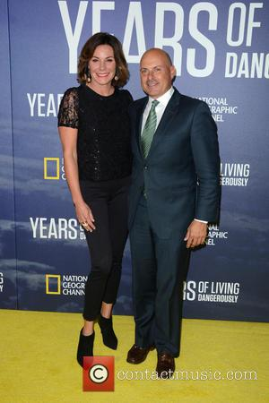 Luann De Lessups Weds On New Year's Eve