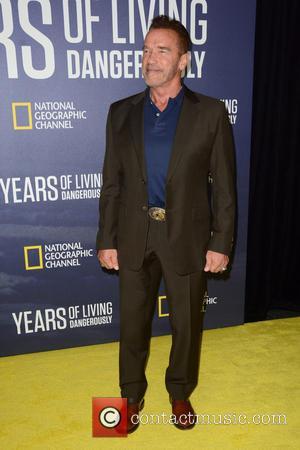 Arnold Schwarzenegger Mulling U.s. Senate Run