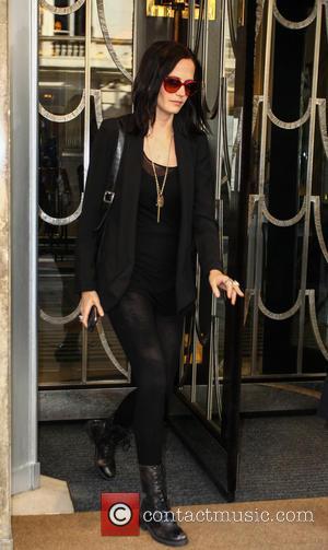 Eva Green - Eva Green leaves her hotel in central London - London, United Kingdom - Thursday 22nd September 2016