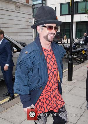 Boy George: 'I Regret Never Getting A Picture With David Bowie'