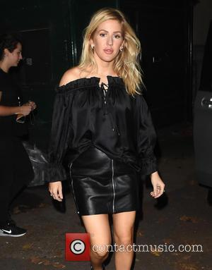 Ellie Goulding Politely Asks Fans To Stop Following Her