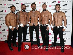 The Chippendales Welcome Special Celebrity Guest Host Nyle DiMarco at The Rio All-Suite Hotel and Casino in Las Vegas at...