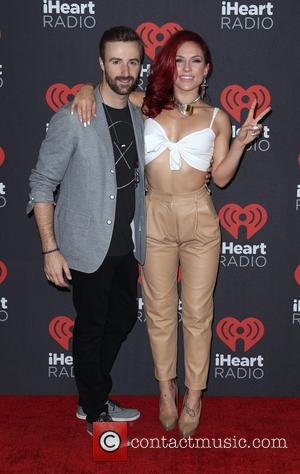 James Hinchcliffe and Sharna Burgess