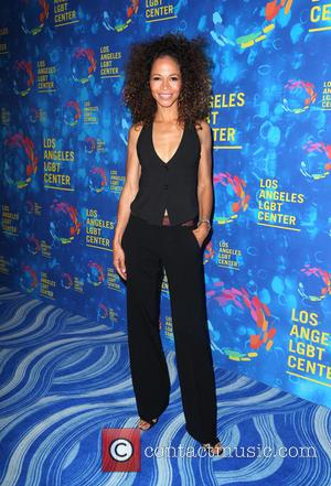 Sherri Saum at the Los Angeles LGBT Center's 47th Anniversary Gala Vanguard Awards held at Pacific Design Center - West...