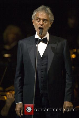 Andrea Bocelli Won't Perform At Donald Trump's Inauguration