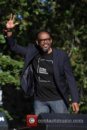 Forest Whitaker performing at the Global Citizen Festival 2016 held in Central Park, New York, United States - Saturday 24th...