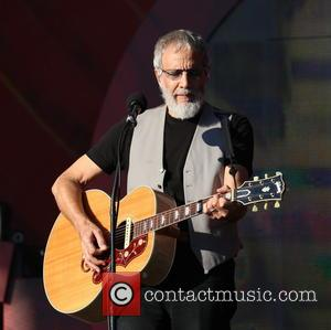Yusuf Islam AKA Cat Stevens performing at the Global Citizen Festival 2016 held in Central Park, New York, United States...