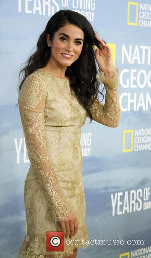 Nikki Reed at National Geographic's 'Years Of Living Dangerously' Season 2 World Premiere held at American Museum of Natural History...