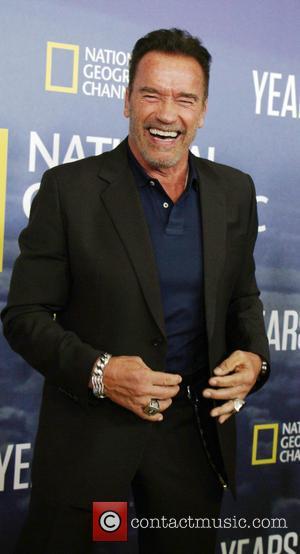 Arnold Schwarzenegger Shoots Down Senate Run Reports