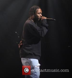 Kendrick Lamar performing live at the 2016 Global Citizen Festival held in Central Park, New York, United States - Saturday...