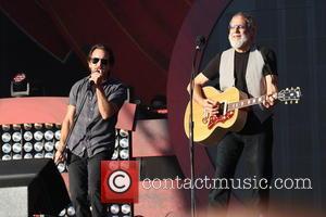 Eddie Vedder and Yusuf/cat Stevens