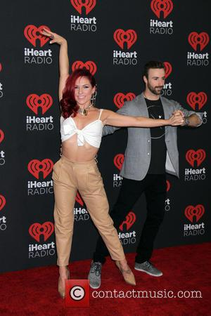 Sharna Burgess and James Hinchcliffe