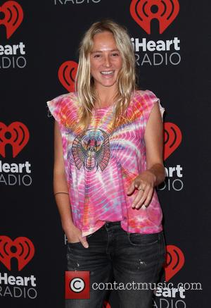 Lissie seen entering the iHeartRadio Music Festival held at T-Mobile Arena Las Vegas, Nevada, United States - Saturday 24th September...
