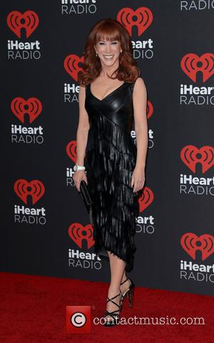 Kathy Griffin seen entering the iHeartRadio Music Festival held at T-Mobile Arena Las Vegas, Nevada, United States - Saturday 24th...