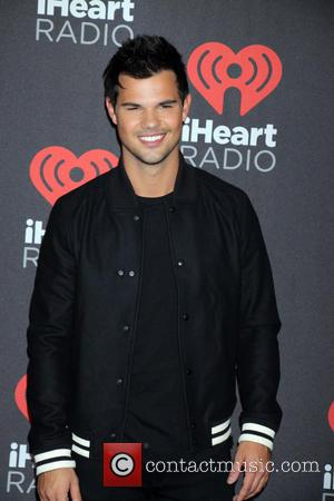 Taylor Lautner seen entering the 2016 iHeartMusic Festival on the second Night held at TMobile Arena in Las Vegas, Nevada,...