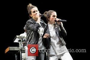Tegan And Sara and Life Is Beautiful