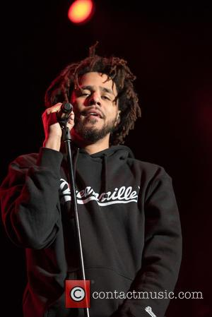 Rapper J. Cole Scores Fourth Number One Album