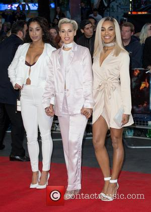 Stooshe at the European Premiere of 'Deepwater Horizon' held at Cineworld, Leicester Square, London, United Kingdom - Monday 26th September...