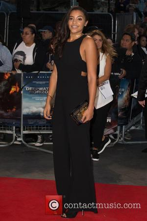 Amal Fashanu at the European Premiere of 'Deepwater Horizon' held at Cineworld, Leicester Square, London, United Kingdom - Monday 26th...