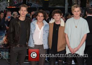 The Vamps, Connor Ball, Bradley Simpson, James Mcvey and Tristan Evans
