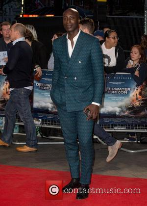 Ozwald Boateng at the European Premiere of 'Deepwater Horizon' held at Cineworld, Leicester Square, London, United Kingdom - Monday 26th...