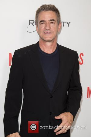 Dermot Mulroney at the premiere of Relativity Media's 'Masterminds' held at TCL Chinese Theatre, Hollywood, California, United States - Monday...