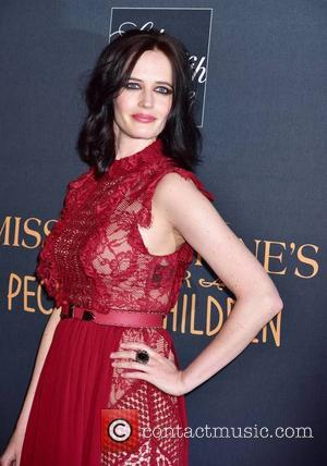 Eva Green attending the New York premiere of 'Miss Peregrine's Home for Peculiar Children' held at Saks Fifth Avenue in...