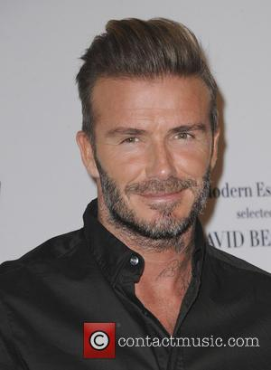 David Beckham launches the new H&M Modern Essentials campaign - Los Angeles, California, United States - Tuesday 27th September 2016