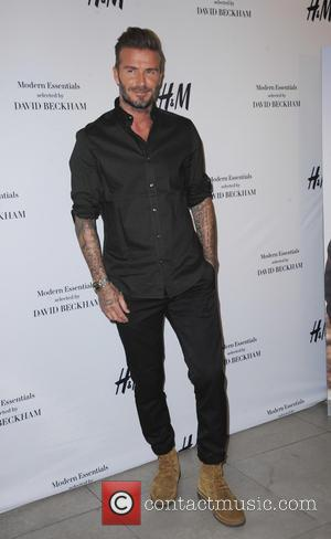 David Beckham Stars In Powerful Unicef Campaign To End Violence Against Children