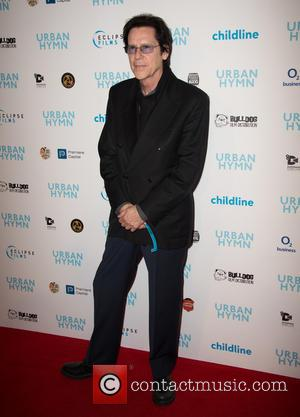 Shakin Stevens stops for photos on the red carpet for the premiere of Urban Hymn held at Curzon Mayfair, London,...