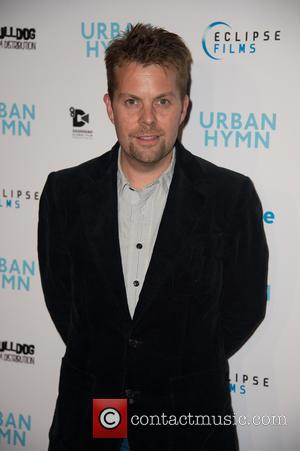 Nick Moorcroft stops for photos on the red carpet for the premiere of Urban Hymn held at Curzon Mayfair, London,...