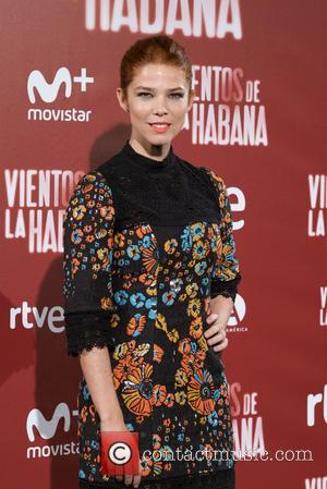 Juana Acosta at the 'Vientos de la Habana' (Winds of Havana ) photocall held at the Casa de America in...