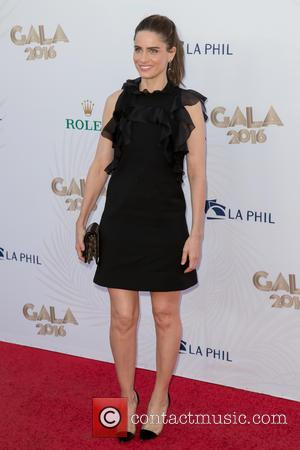 Amanda Peet at the Los Angeles Philharmonic's 2016/17 Opening Night Gala: 'Gershwin and the Jazz Age' held at Walt Disney...