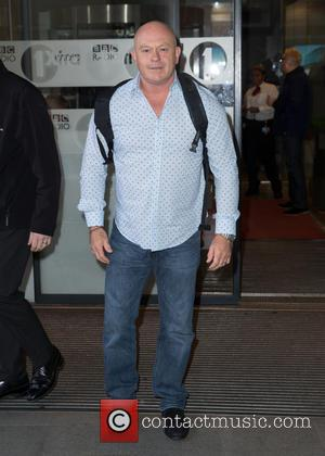 Ross Kemp seen outside the BBC Radio 1 studios located at BBC Portland Place - London, United Kingdom - Tuesday...