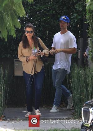 Maria Shriver and Patrick Schwarzenegger